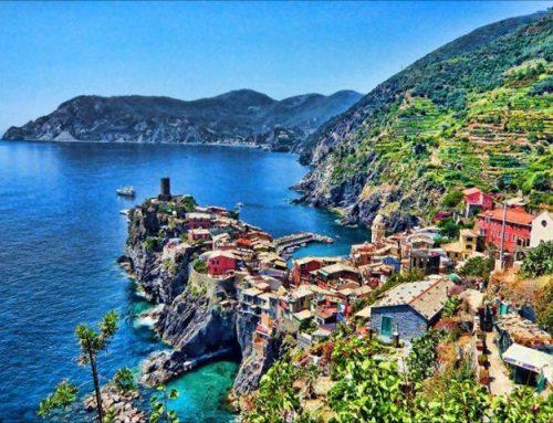 Alta Via delle 5 Terre (Traversata Levanto – La Spezia)